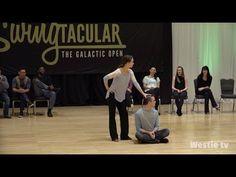 Bryn Anderson & Tony Schubert, Swingtacular 2017 - YouTube
