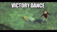 Giraham's Victory Dance lol