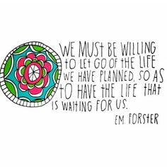 The life that is waiting for us.