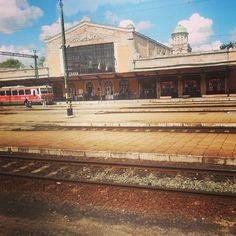 Békéscsaba vasútállomás itt: Békéscsaba, Békés megye