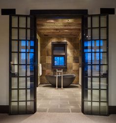 The Yellowstone Residence Bathroom in Denver, Colorado has a remarkably inviting ambiance.