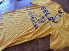 Parramatta Eels NRL Boys Top Size 16 Brand New With Tags Football Rugby League