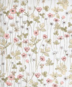 Josephines Garden C Belgravia Satin, Liberty Art Fabrics