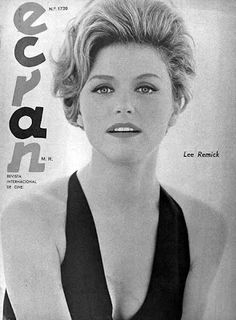 Lee remick body nude apologise, but
