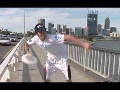 Epic Frisbee Trick Shots ♥