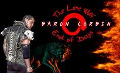 Baron Corbin Wallpaper