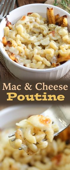 Mac and Cheese Pouti