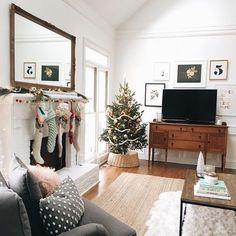 cozy christmas space