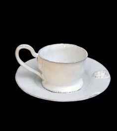 Astier de Villatte Alexandre Cup/Saucer Sue Fisher King - Home Furnishings and Boutique Shop