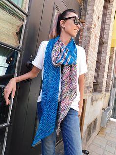 Ravelry: Practical Magic pattern by Mac and Joe Loom Knitting, Knitting Patterns Free, Knit Patterns, Free Knitting, Free Pattern, Knitting Ideas, Knitting Projects, Crochet Scarves, Knit Crochet