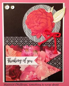 Let's Give 'em Something to Scrap About!: CTMH SOTM Blog Hop-- January