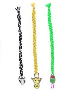 Yarnspirations.com - Caron Kids' Craft - Bookmark - Patterns  | Yarnspirations