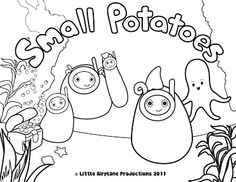 train coloring pages | Small Potatoes Coloring Pages! | coloring ...