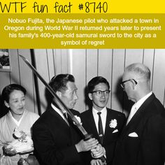 Nobuo Fujita - WTF fun facts