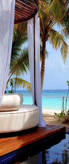 W Retreat & Spa #Maldives #Luxury
