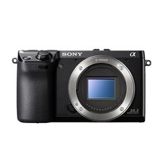 Sony NEX-7 24.3 MP Compact Interchangeable-Lens Camera: $1,199.00