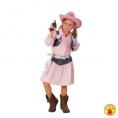 Cowgirl Party Kostüm