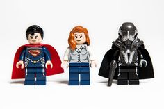 Man of Steel LEGO: A Closer Look - IGN