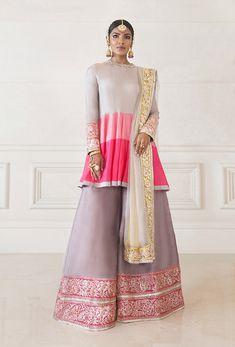 Indian Gowns Dresses, Pakistani Dresses, Pakistani Gharara, Pakistani Suits, Sharara, Anarkali, Designer Party Wear Dresses, Indian Designer Outfits, Kurta Designs