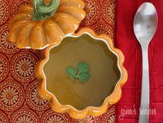 Coconut curry butternut squash soup. Skinnytaste