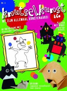 tijdschrift: Knutselkunst & Co