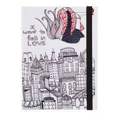 Falling in Love Journal Book - Falling in love can hurt so good.   Valfré #ValfreWishList