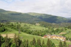 Great holidays in the Carpathian Mountains