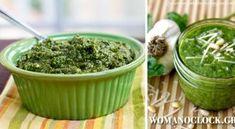 Η Ωραιότερη Σως Μελιού για τις Σαλάτες σας! | womanoclock.gr Palak Paneer, Pesto, Green Beans, Cooking Recipes, Vegetables, Ethnic Recipes, Food, Cooking, Chef Recipes