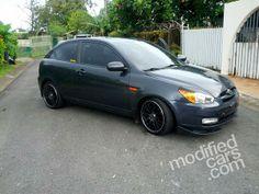 Modified Hyundai Accent 1.6 2010 Pictures @Pierce Windom