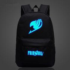 Fairy Tail Luminous Backpack - FREE Shipping Worldwide!!    #anime #manga #otaku #nakamastore.com #animegoods #animeproducts #cosplay