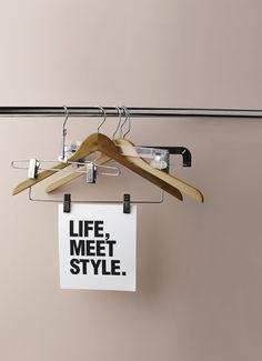 Life, meet style.