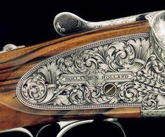 Vintage firearms, gorgeous engraving!