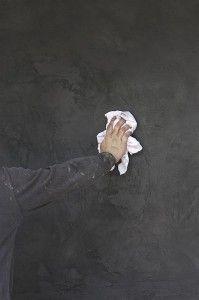 charcoal gray venetian plaster - Google Search