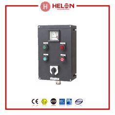 Explosion-proof Control stations HLBX03  Zone 1 and Zone 2  Zone 21 and Zone 22  Meet the necessities in the following industries, such as petroleum,   See more at : http://www.helonex.com/products/explosion-proof-electric-apparatus/explosion-proof-control-stations-hlbx03/