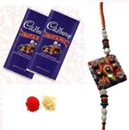 Send Kids Rakhi to your younger brother in Australia.
