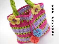 bag crochet - Pesquisa Google