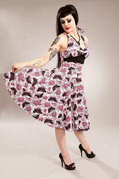 Mia Butterfly Dress Vixxsin | RebelsMarket