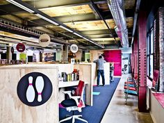 The creative work space