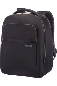 """Samsonite Lumo Business Laptop Backpack L 15.6"""" Black"""