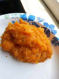 Mashed Sweet Potatoes (Paleo)