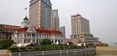 Consulado ruso en Shanghai, uno de los edificios más viejos de la ciudad - http://www.absolut-china.com/consulado-ruso-en-shanghai-uno-de-los-edificios-mas-viejos-de-la-ciudad/