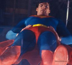 Superman - Publicity still of Christopher Reeve Superman Love, Superman Artwork, Superman Family, Superman Comic, Superman Man Of Steel, Batman, Comic Book Characters, Comic Books, Steel Dc Comics