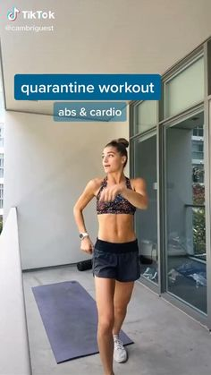 Fitness Workouts, Workout Cardio, Cardio Abs, Full Body Gym Workout, Gym Workout Videos, Gym Workout For Beginners, Fitness Workout For Women, Sport Fitness, Fitness Motivation