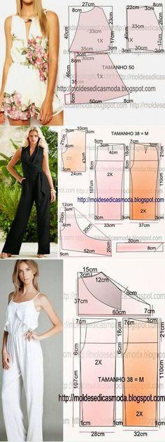 New Ideas Diy Ropa Mujer Fashion Patrones Sewing Dress, Sewing Pants, Dress Sewing Patterns, Sewing Clothes, Clothing Patterns, Sewing Coat, Skirt Patterns, Coat Patterns, Blouse Patterns