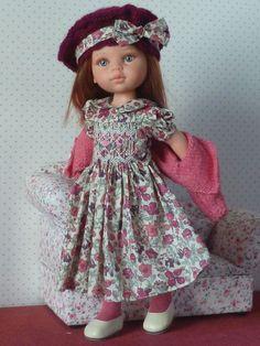 CHERIES N°14- Robe à smocks*** - Ma p'tite école de couture...