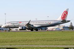 Embraer 190 -100LR, lokalizacja: Gdańsk - Port lotniczy im. Lecha Wałęsy (EPGD), autor: Michał Franczyk