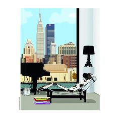 Affiche - Paolo - New York