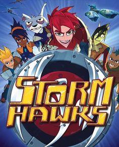 Storm Hawks Collector's Set: Heroes of the Sky Sony Pictures Home Entertainment… Thundercats Logo, Hero Tv, Cartoon Network Shows, Gundam Art, Fictional World, Get Shot, Kids Tv, Nerd Geek, Movie Tv
