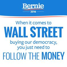 Our political system is corrupt. Big money controls much of what happens. Together, you and this campaign are changing that. #FeeltheBERN #Women4Bernie