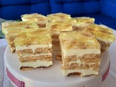 Delicja bananowa,ciasto bez pieczenia,jak zrobić? #przepis #ciasto #bezpieczenia - YouTube Good Food, Yummy Food, Apple Pie, Tiramisu, Ale, Recipies, Sweets, Baking, Ethnic Recipes